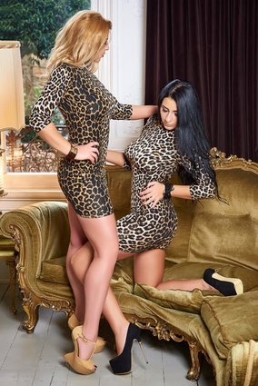 Sexy & naughty duo blonde/brunette vip owo incl.